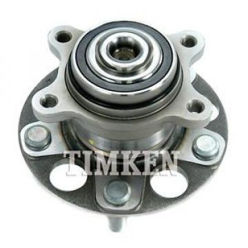 Timken Wheel and Hub Assembly Rear HA590164