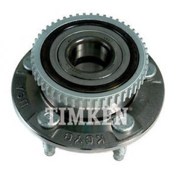 Timken Wheel and Hub Assembly Front 513092