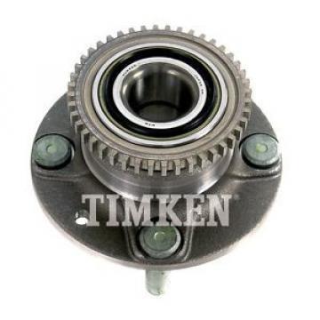 Timken Wheel and Hub Assembly 513155 fits 99-05 Mazda Miata