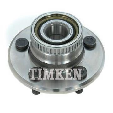 Timken Wheel and Hub Assembly Rear 512013