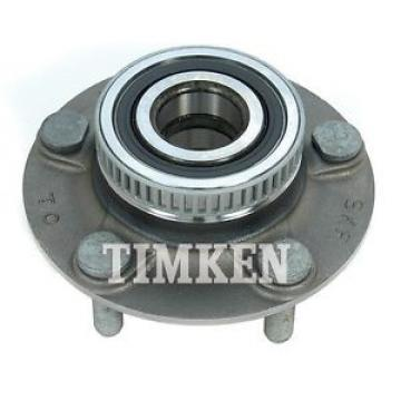 Timken Wheel and Hub Assembly Rear 512029
