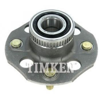 Timken Wheel and Hub Assembly 513081 fits 91-93 Honda Accord