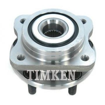 Timken Wheel and Hub Assembly Front 513075