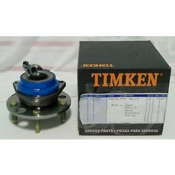 Timken Axle Wheel And Hub Assembly- and Hub Assembly Front 513087