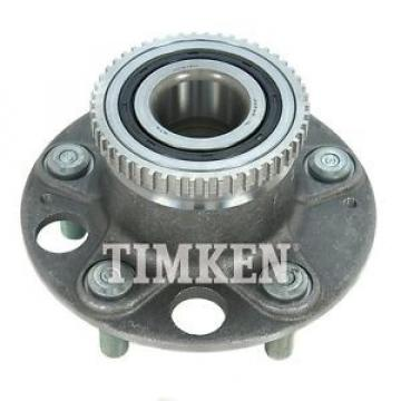 Timken Wheel and Hub Assembly Rear 512123
