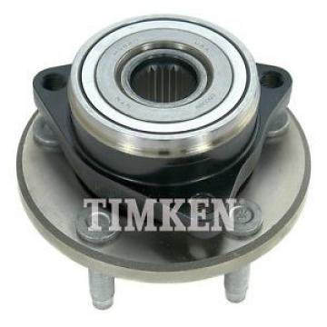 Timken Wheel and Hub Assembly Front 513100