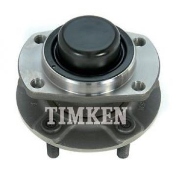 Timken Wheel and Hub Assembly Rear 512170