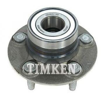 Timken Wheel and Hub Assembly Rear 512106
