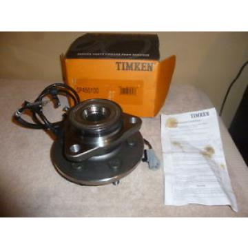 Timken  Wheel and Hub Assembly Front Right SP450100