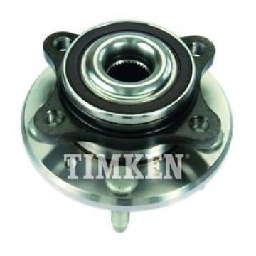 Timken Wheel and Hub Assembly Rear 512299