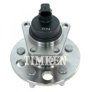 Timken Wheel and Hub Assembly Rear 512001