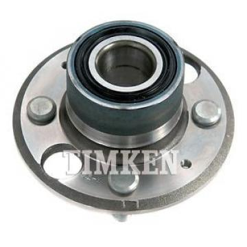 Timken Wheel and Hub Assembly Rear 513033