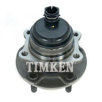 Timken Wheel and Hub Assembly Rear 512169