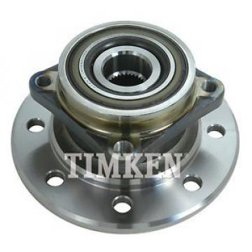 Timken Wheel and Hub Assembly HA590018 fits 94-99 Dodge Ram 3500