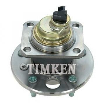 Timken Wheel and Hub Assembly Rear 512004