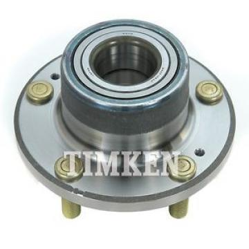 Timken Wheel and Hub Assembly Rear 512039
