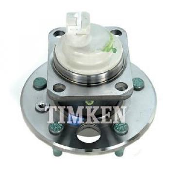Timken Wheel and Hub Assembly Rear 512078