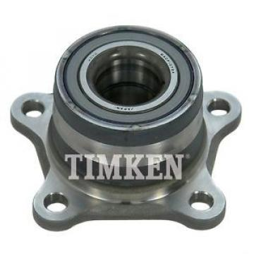 Timken Wheel Assembly Rear 512137 fits 94-99 Toyota Celica
