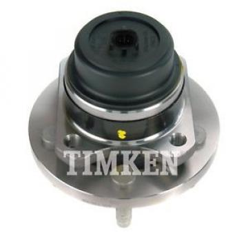 Timken Wheel and Hub Assembly Front 513230