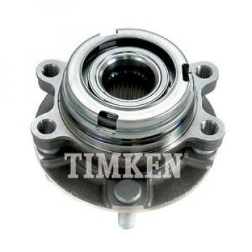 Timken Wheel and Hub Assembly Front HA590252