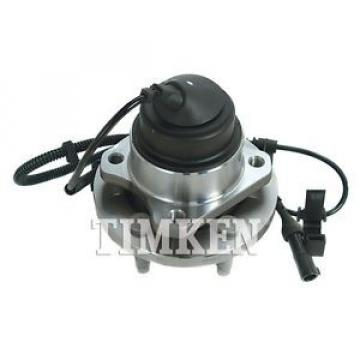 Timken Wheel and Hub Assembly Front 513196