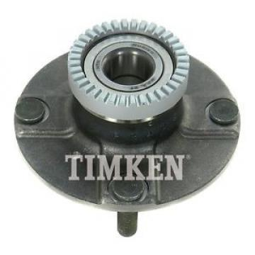 Timken Wheel and Hub Assembly Rear 512204