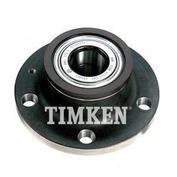 Timken Wheel and Hub Assembly Rear 512319