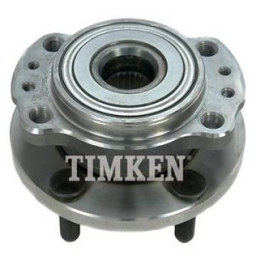 Timken Wheel and Hub Assembly Rear 512157