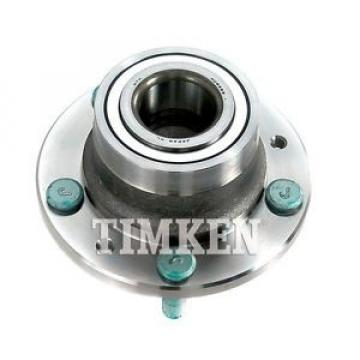 Timken Wheel and Hub Assembly 512270 fits 89-98 Mazda MPV