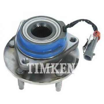 Timken Wheel and Hub Assembly Rear 512153