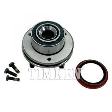 Timken Wheel and Hub Assembly Front 518500