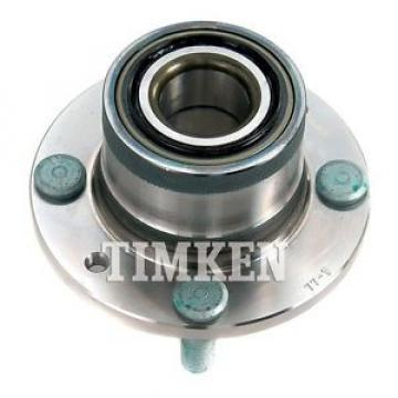 Timken Wheel and Hub Assembly Rear 513030