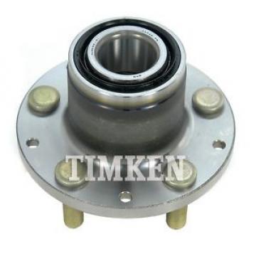 Timken Wheel and Hub Assembly 512036 fits 90-96 Subaru Legacy