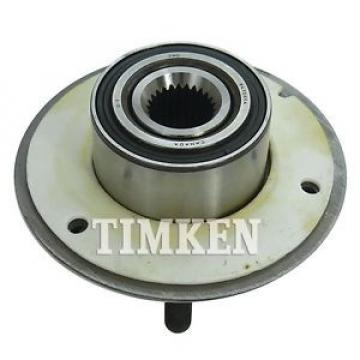Timken Wheel and Hub Assembly Front 518501
