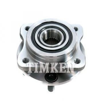 Timken Wheel and Hub Assembly Front 513122