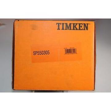Timken  SP550305 Wheel and Hub Assembly Front