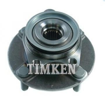 Timken Wheel and Hub Assembly Front HA590285 fits 07-11 Nissan Versa