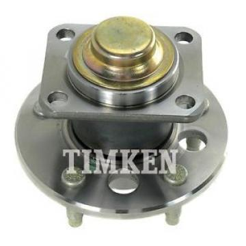 Timken Wheel and Hub Assembly Rear 512221
