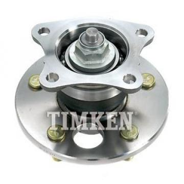 Timken Wheel and Hub Assembly Rear HA590371 fits 92-01 Toyota Camry