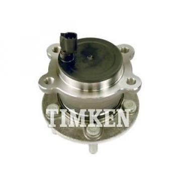 Timken Wheel and Hub Assembly Rear HA590476