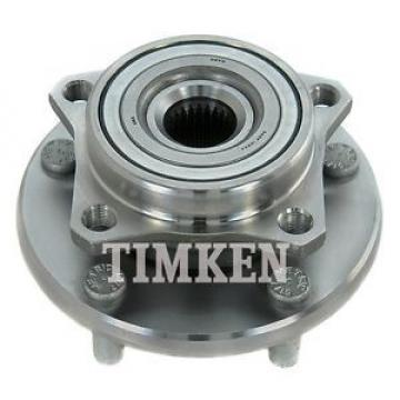 Timken Wheel and Hub Assembly Front 513157