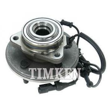 Timken  SP470200 Front Hub Assembly