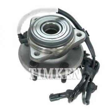 Timken Wheel and Hub Assembly Front SP450200