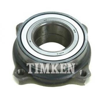 Timken Wheel Assembly Rear 512225 fits 06-10 BMW 550i