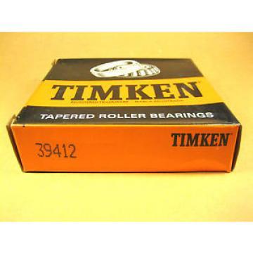 Timken  39412 Tapered Roller