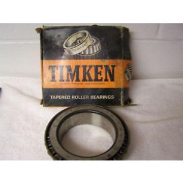 Timken  Tapered roller 598