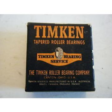 Timken  LM11749 TAPERED C