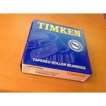 Timken 1 ea TAPERED ROLLER P/N L507945-20629 SEALED.