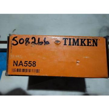 Timken  NA558 Tapered cone roller 60.33mm x 39.80mm x 4mm