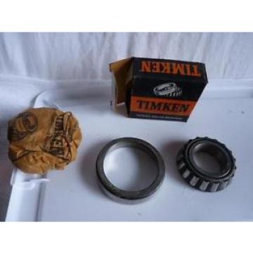 Timken  Tapered Roller Cone 14130 & Race 14276 NORS Made in USA +Box